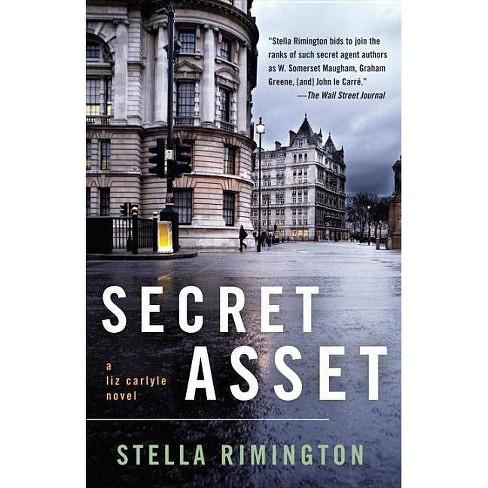 Secret Asset - (Agent Liz Carlyle) by  Stella Rimington (Paperback) - image 1 of 1