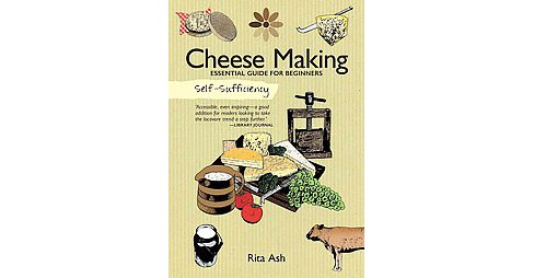 Cheese Making ( Self-Sufficiency) (New) (Paperback) - image 1 of 1