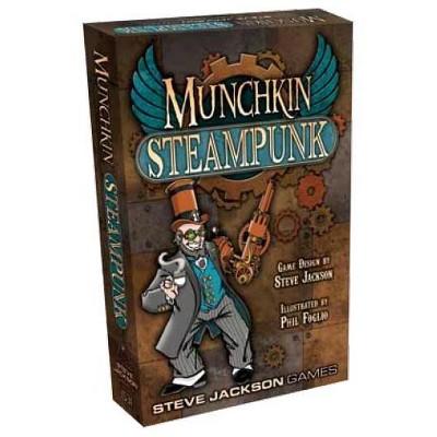 Munchkin Steampunk Board Game