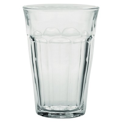 Duralex - Picardie 12 5/8 oz Glass set of 6