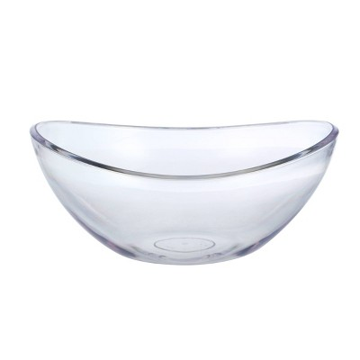 Felli Bandeau Acrylic Serving Bowl 3.85qt
