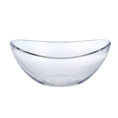 Felli Bandeau Acrylic Serving Bowl 3.85qt - image 1 of 3