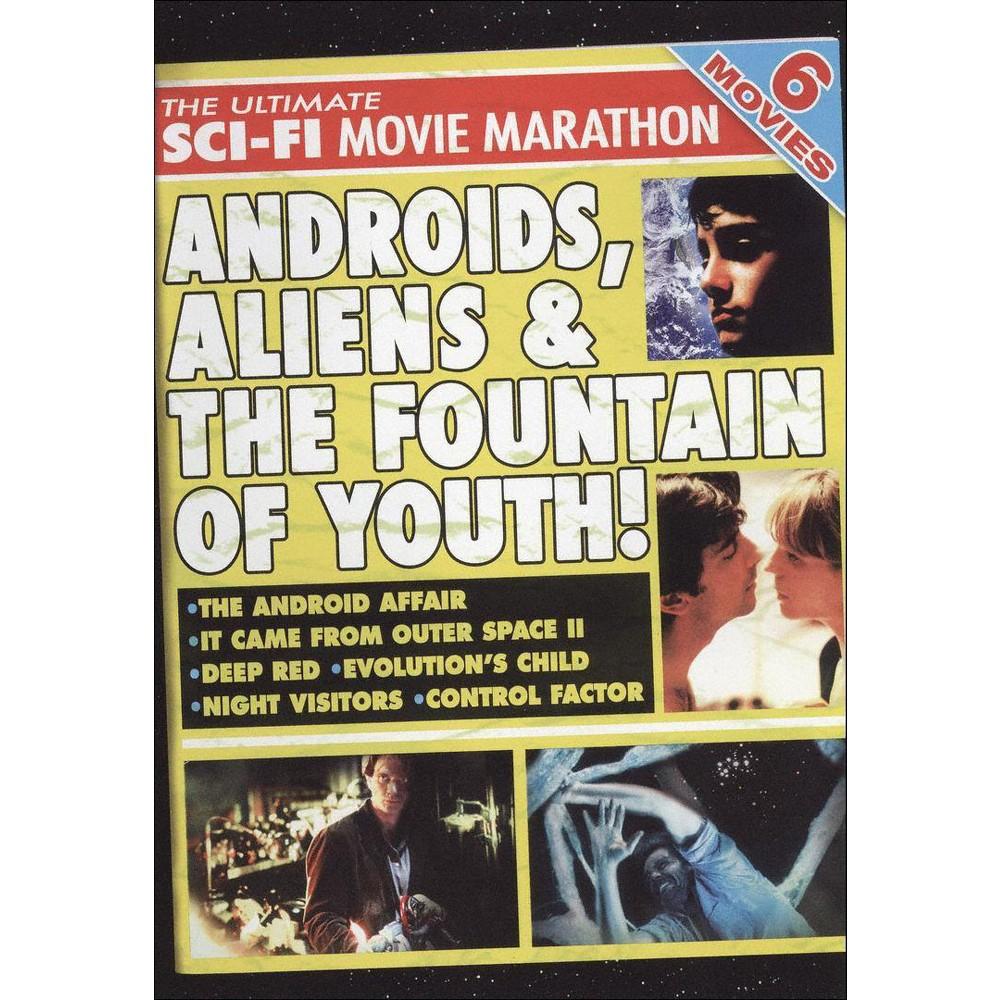 Ultimate Sci Fi Movie Marathon (Dvd)