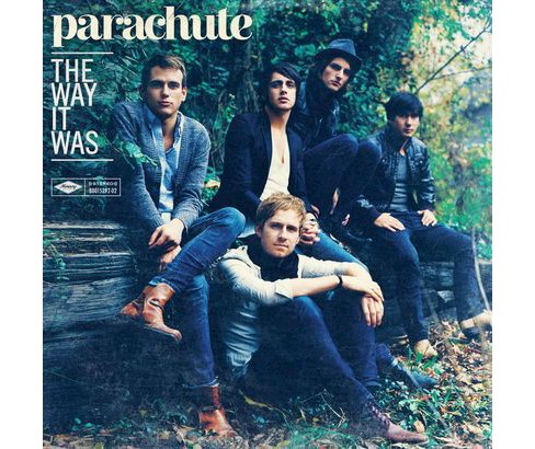 Parachute - The Way It Was (CD) - image 1 of 1