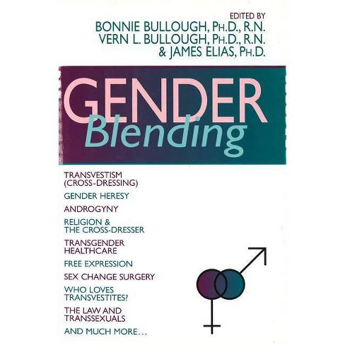 Gender Blending - (New Concepts in Sexuality) (Hardcover) - image 1 of 1