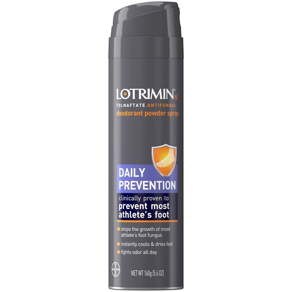 Lotrimin Daily Prevention AF Powder Spray - 5.6oz Discounts