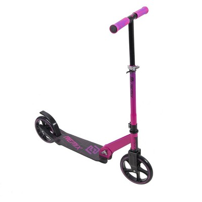 Huffy 28519 200mm Remix Folding Inline Scooter for Kids Ages 8 and Over, Pink
