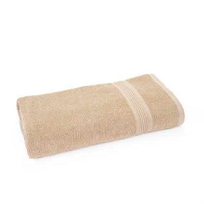 "Lakeside Jumbo Cotton Antimicrobial 34""x68"" Absorbent Bath Towel"