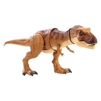 Jurassic World Thrash n Throw Tyrannosaurus Rex