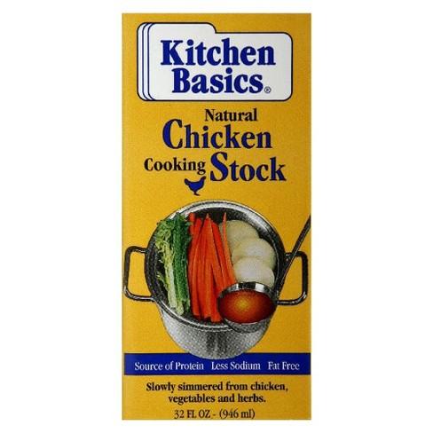 Kitchen Basics Stock Chicken 32 Oz Target