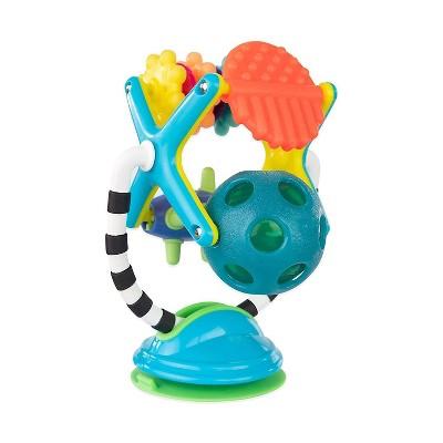 Sassy Teethe & Twirl Sensation Station Tray Toy