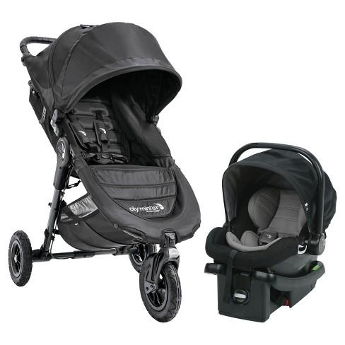 Baby Jogger City Mini Gt Travel System Black