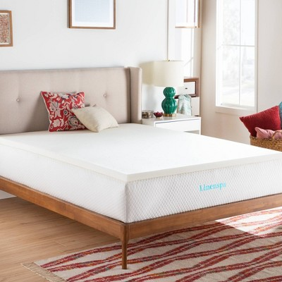 "Essentials 2"" ActiveRelief Memory Foam Mattress Topper - Linenspa"