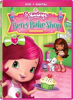Strawberry Shortcake: Berry Bake Shop (DVD)