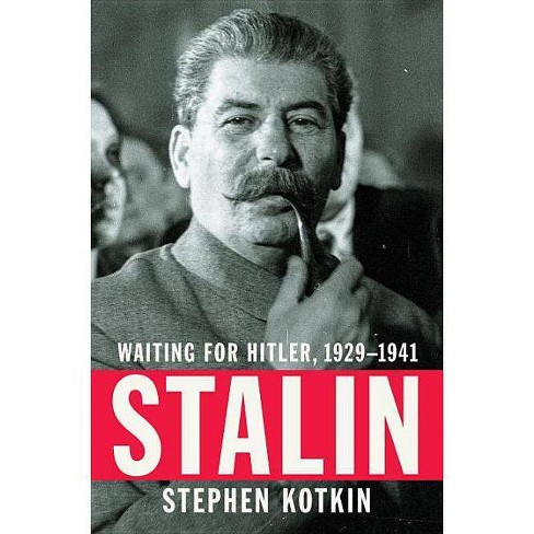 Stalin - by  Stephen Kotkin (Hardcover) - image 1 of 1