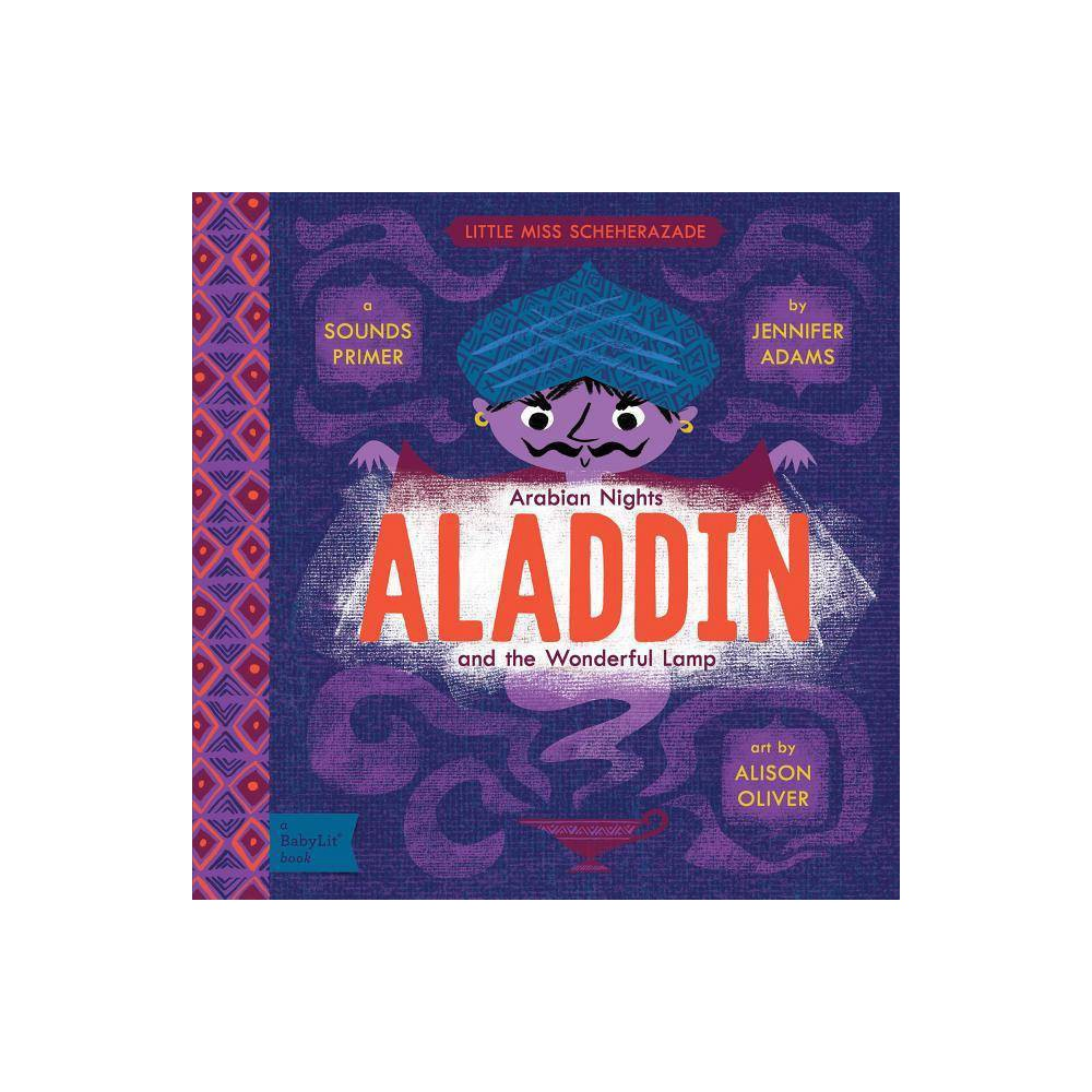 Aladdin And The Wonderful Lamp By Jennifer Adams Board Book