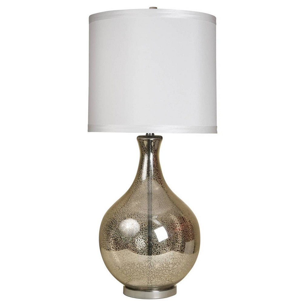 Northbay Table Lamp Medium Silver (Includes Light Bulb) - StyleCraft
