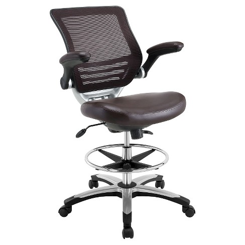 Office Chair Modway Midnight Black - image 1 of 4