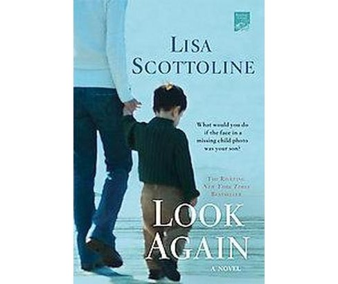 Look Again (Reprint) (Paperback) by Lisa Scottoline - image 1 of 1