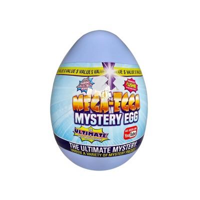 Mega-Egga Toys Ultimate Surprise Giant Mystery Egg – Pastel Blue