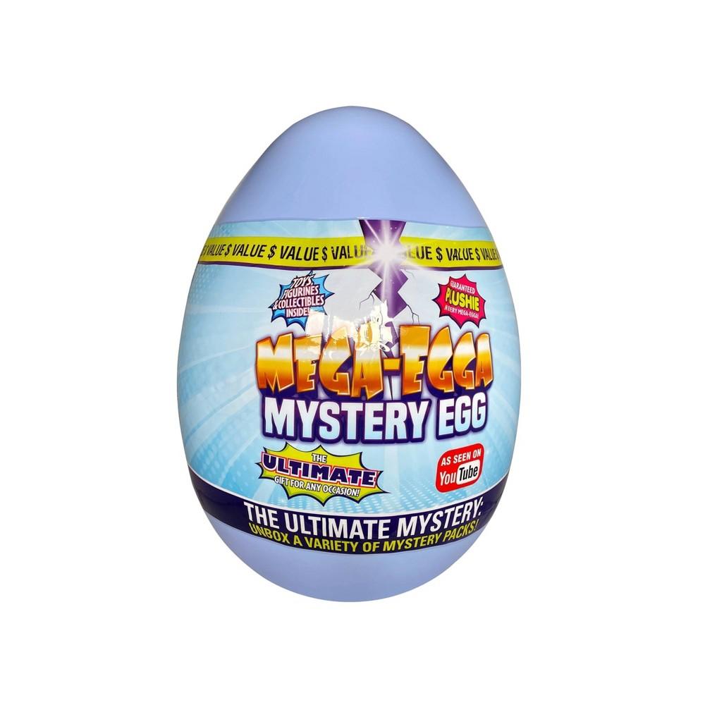 Mega Egga Toys Ultimate Surprise Giant Mystery Egg 8211 Pastel Blue