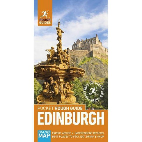 Pocket Rough Guide Edinburgh (Travel Guide) - (Pocket Rough Guides) (Paperback) - image 1 of 1