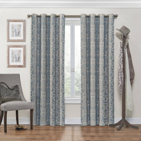 Eclipse Thermalayer Nadya Blackout Curtain Panel - image 1 of 4