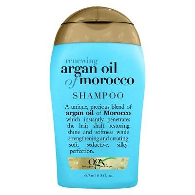 OGX Renewing Argan Oil of Morocco Shampoo -Travel Size - 3 fl oz