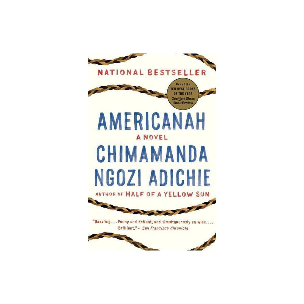 Americanah Reprint Paperback Chimamanda Ngozi Adichie