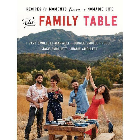 Family Table : Recipes and Moments from a Nomadic Life -  (Hardcover) - image 1 of 1