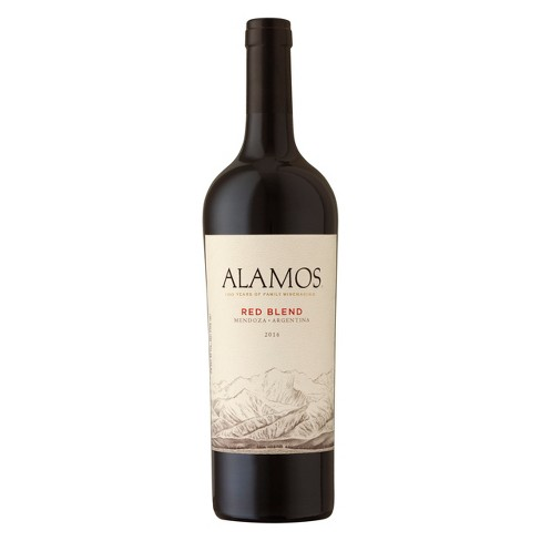 Alamos® Red Blend - 750mL Bottle - image 1 of 3