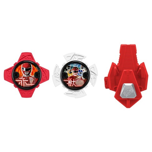 Power Rangers Ninja Steel - Ninja Power Star Mighty Morphin Red Pack - image 1 of 3