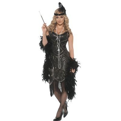 Adult Gatsby Girl Halloween Costume