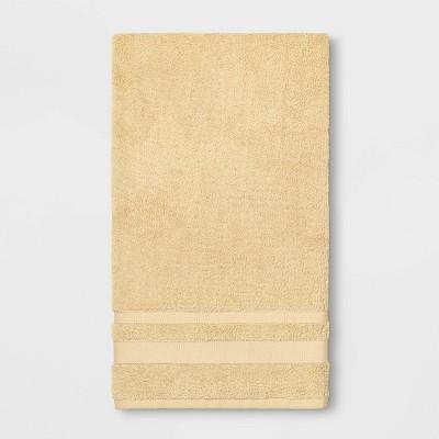 Performance Bath Towel Yellow - Threshold™