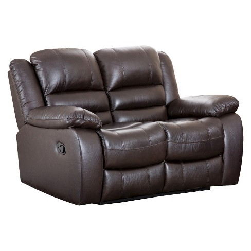 Featherstone Reclining Loveseat - Abbyson Living - image 1 of 7