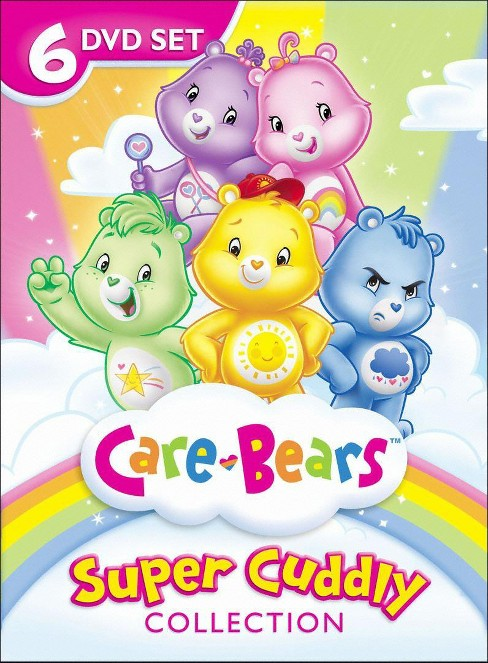Care Bears: Super Cuddly Collection (6 Discs) (dvd_video) - image 1 of 1