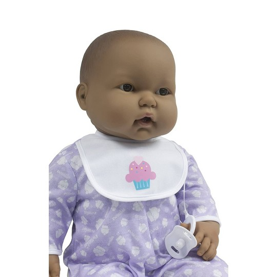 "JC Toys Lots to Cuddle Babies 20"" Soft Body Baby Doll image number null"