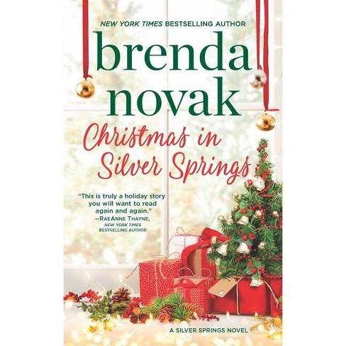 Christmas in Silver Springs - by Brenda Novak (Paperback) - image 1 of 1