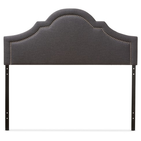 Rita Modern And Contemporary Fabric Upholstered Headboard - Baxton Studio - image 1 of 4