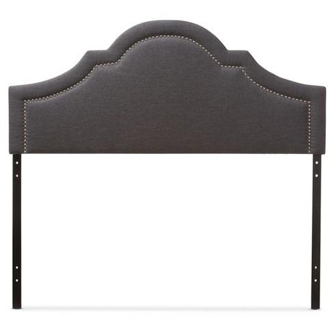Rita Modern And Contemporary Fabric Upholstered Headboard - Baxton Studio - image 1 of 4
