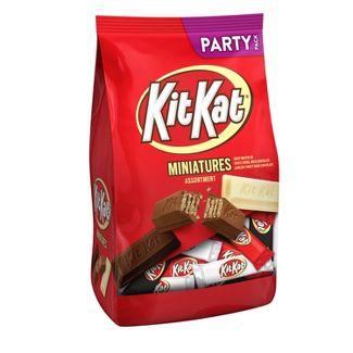 Kit Kat Miniatures Assorted Chocolate Candy - 32.1oz