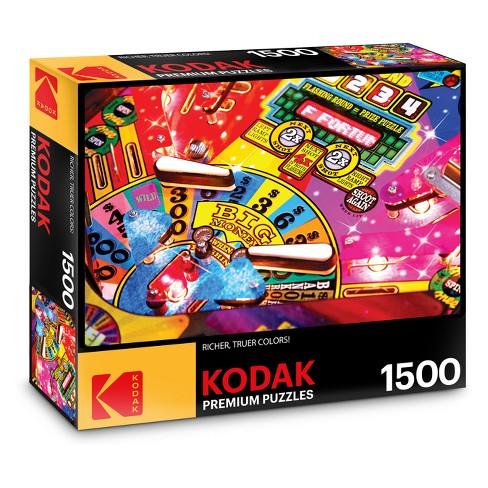 Eurographics Kodak Premium Puzzles: Fun Pinball Game Puzzle 1500pc - image 1 of 2