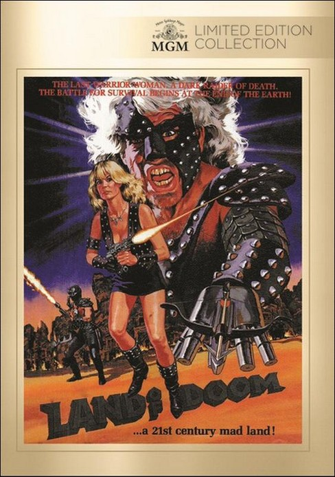 Land of doom (DVD) - image 1 of 1