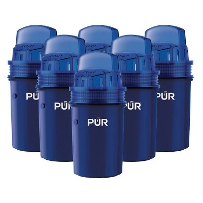 PUR Pitcher Replacement Filter 6pk