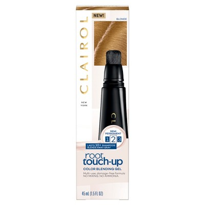 Clairol Semi Permanent  Root Touch-Up Color Blending Gel