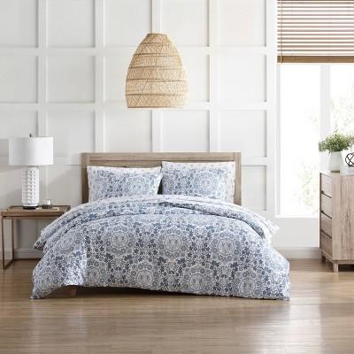 Pastel Blue Caldecott Duvet Cover Set - Stone Cottage®