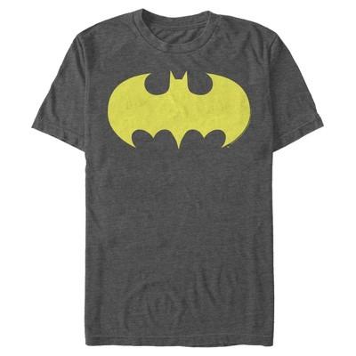 Men's Batman Logo Classic Wing T-Shirt