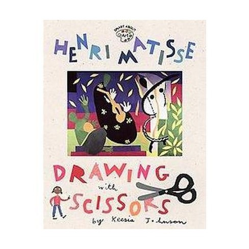 henri matisse drawing with scissors paperback jane o connor