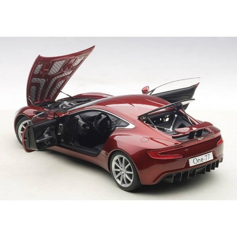 Aston Martin One 77 Diavolo Red 1 18 Diecast Model Target