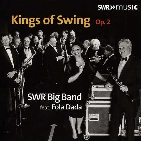 Swr big band - Kings of swing op 2 (CD) - image 1 of 1